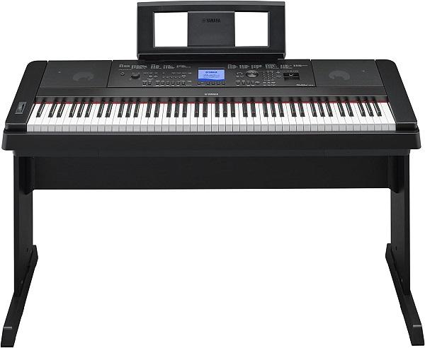 Rap Ausrüstung Yamaha DGX-660