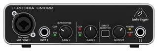 Rapper Equipment Audiointerface